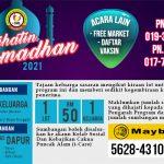 PROGRAM I-CARE PRIHATIN RAMADHAN DAN FREE MARKET AIDILFITRI